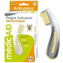 Medic-AID Electric Anti-Lice Comb