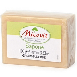 Micovit Solid Soap 100g