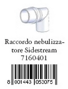 Realcheck Nebulizer Connection Sidestream-Nebjet