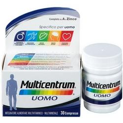 Multicentrum Uomo Compresse 40g