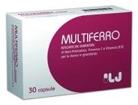Multiferro Capsule 14,25g