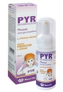 Pyr Antipediculosi Mousse 120mL