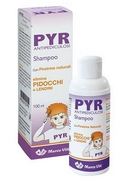 Pyr Antipediculosi Shampoo 100mL