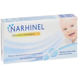 Narhinel Soluzione Fisiologica 20x5mL
