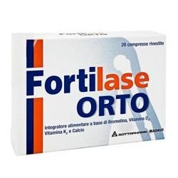 Fortilase Orto Compresse 13,5g