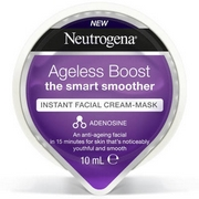 Neutrogena Ageless Boost Express Facial Cream-Mask Anti-Eta 10mL