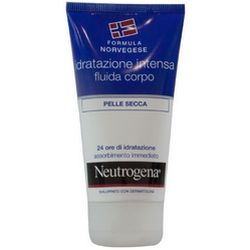 Neutrogena Intense Moisturizing Body Fluid Dry Skin 75mL