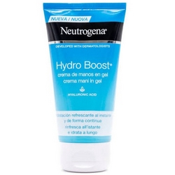 Neutrogena Hydro Boost Moisturizing Hand Cream in Gel 75mL
