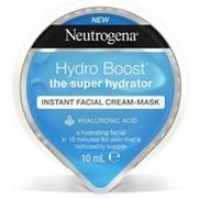 Neutrogena Hydro Boost Express Facial Cream-Mask Idratante 10mL