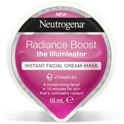 Neutrogena Radiance Boost Express Facial Cream-Mask Lighteng 10mL