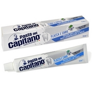 Captains Pasta Plaque and Cavities Toothpaste 75mL