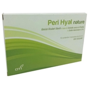 Peri Hyal Nature Gocce Oculari 10x0,5mL