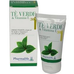 Te Verde Vitamina E Crema Pomata 75mL