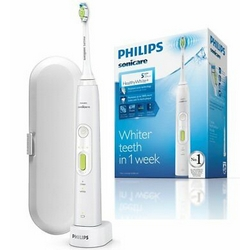 Philips Sonicare HealthyWhite Rechargeable Sonic Toothbrush HX6711-02