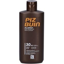Piz Buin Allergy Latte Solare Pelle Sensibile SPF30 200mL