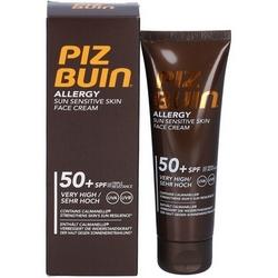 Piz Buin Allergy Crema Viso Pelle Sensibile SPF50 50mL