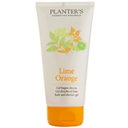 Planters Lime Orange Bath and Shower Gel 150mL