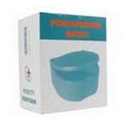 Container for Dental Prostheses Adults Farvisan