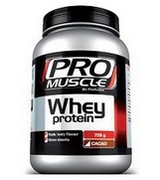 Pro Muscle Whey Protein Cacao 725g