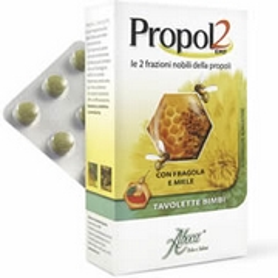 Propol2 EMF Tavolette Bimbi 21,6g