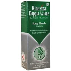 Rinazina Doppia Azione Spray Nasale