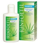 Rinfoltil Remineralizing Shampoo 200mL