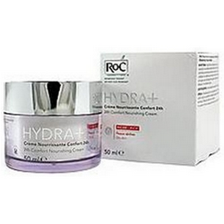 RoC Hydra Crema Idratante Comfort 24h Ricca 50mL