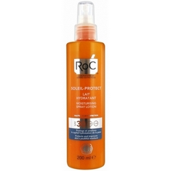 RoC Soleil-Protect Lozione Spray Idratante SPF30 200mL