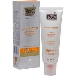 RoC Soleil-Protect Fluida Viso Levigante SPF50 50mL