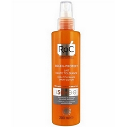 RoC Soleil-Protect Lozione Spray Elevata Tollerabilita SPF50 200mL