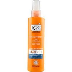 RoC Soleil-Protect Lozione Spray Idratante SPF50 200mL