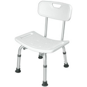 Safety Shower Chair with Backrest 03904