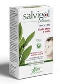 Salvigol Pediatric Tavolette Miele-Frutta 13,5g