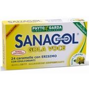 Sanagol Gola Voce Limone Senza Zucchero 60g