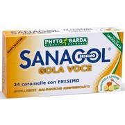 Sanagol Gola Voce Miele Limone 60g