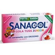 Sanagol Gola Tuss Junior 70g