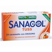 Sanagol Tuss Arancia 70g