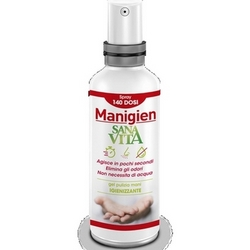 Sanavita Manigien Hand Sanitizing Gel Spray 25mL