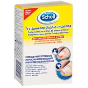 Scholl Incarnated Nail Treatment Kit