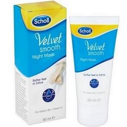 Scholl Velvet Soft Maschera Notte 60mL