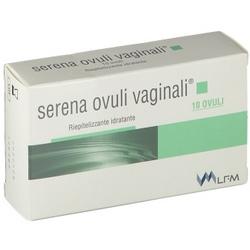 Serena Vaginal Ovules 20g