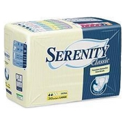 Serenity Classic Pannolone a Mutandina Extra Large