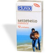 Durex Settebello Classico 12 Condoms