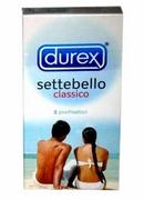 Durex Settebello Classic 5 Condoms