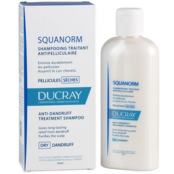 Ducray Squanorm Anti-Dandruff Dry Shampoo 200mL