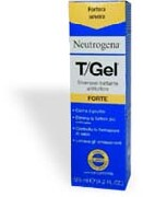 Neutrogena TGel Strong Shampoo 125mL
