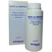 Talc with Menthol Powder 100g