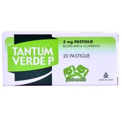 Tantum Verde P Pastiglie Menta 3mg
