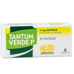 Tantum Verde P Pastiglie Limone 3mg