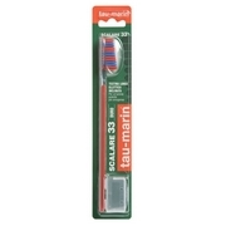 Tau-Marin Scalare 33 Hard Bristles Toothbrush